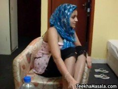 Arab Virgin getting tit fuck 6
